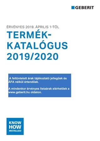 Geberit 2019/2020