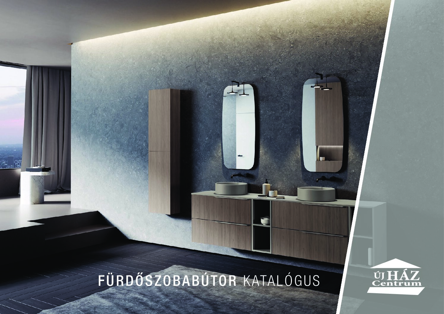 ÚH fürdőszoba bútor