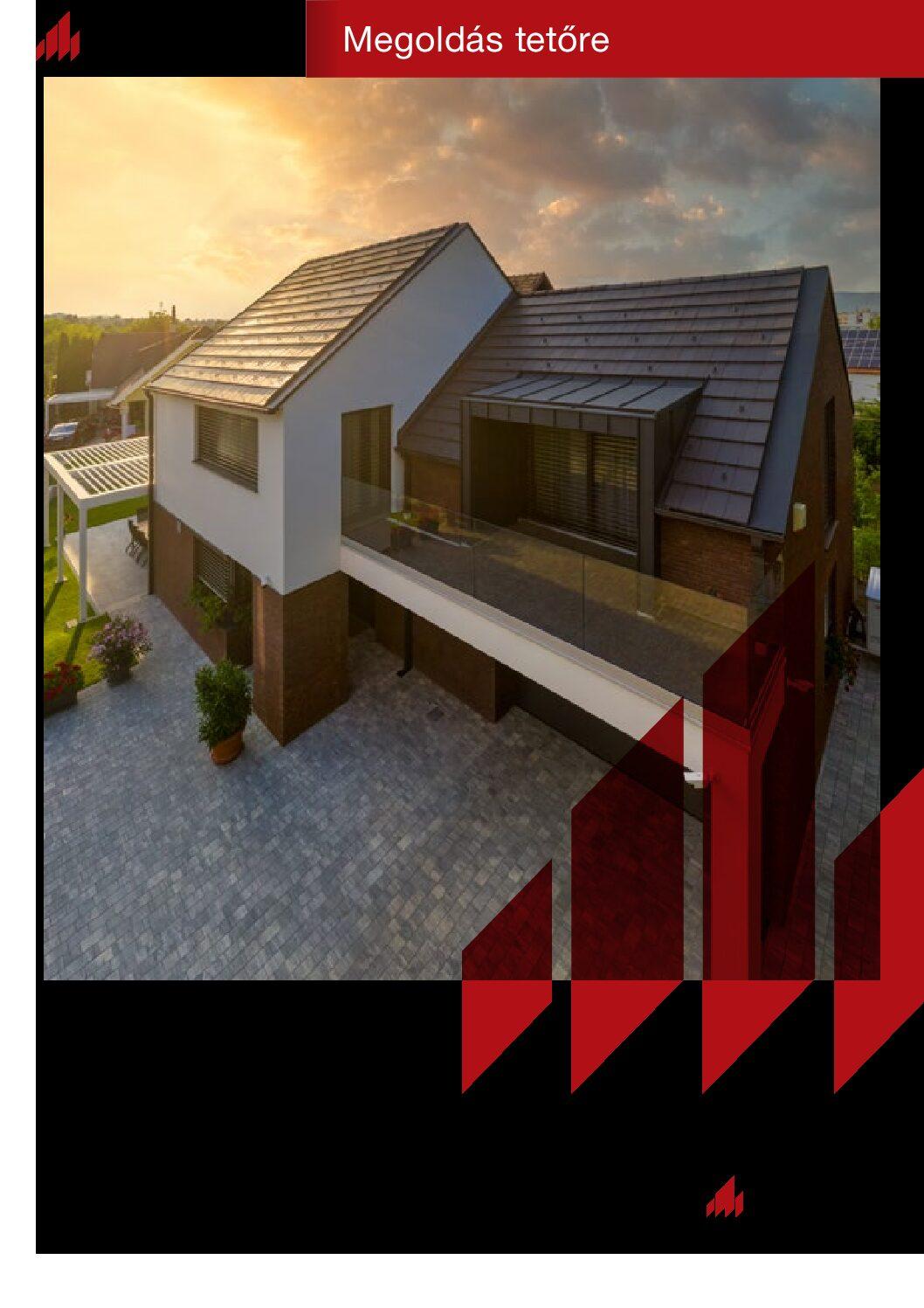 tondach tető